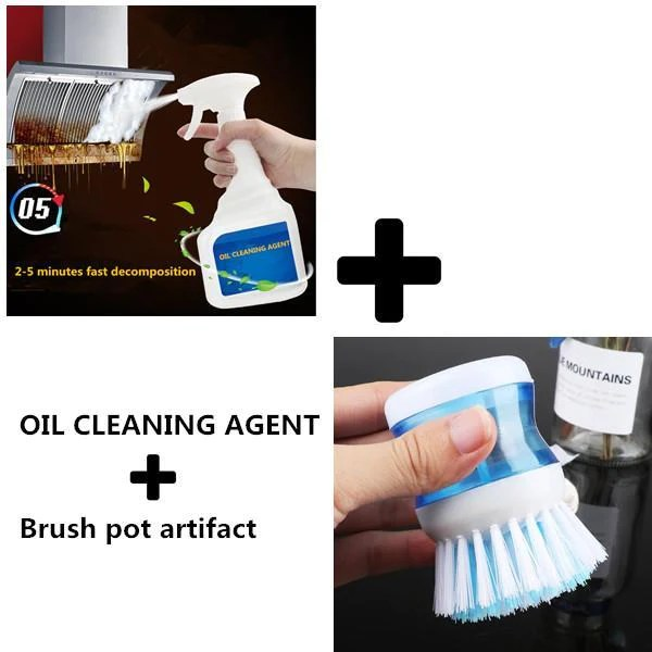 Powerful Kitchen Cleaning Spray Getliftstore