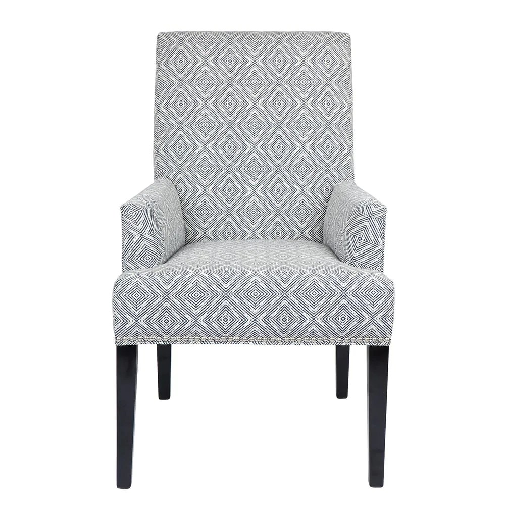 medium resolution of bentley armchair diamond navy dining chairs cafe lighting living 31758