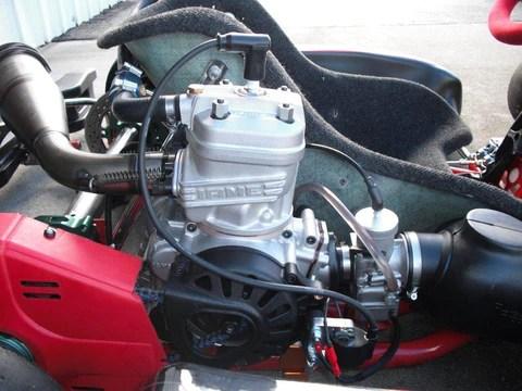 Italian Motors USA — X30 125cc RL  Engine Package
