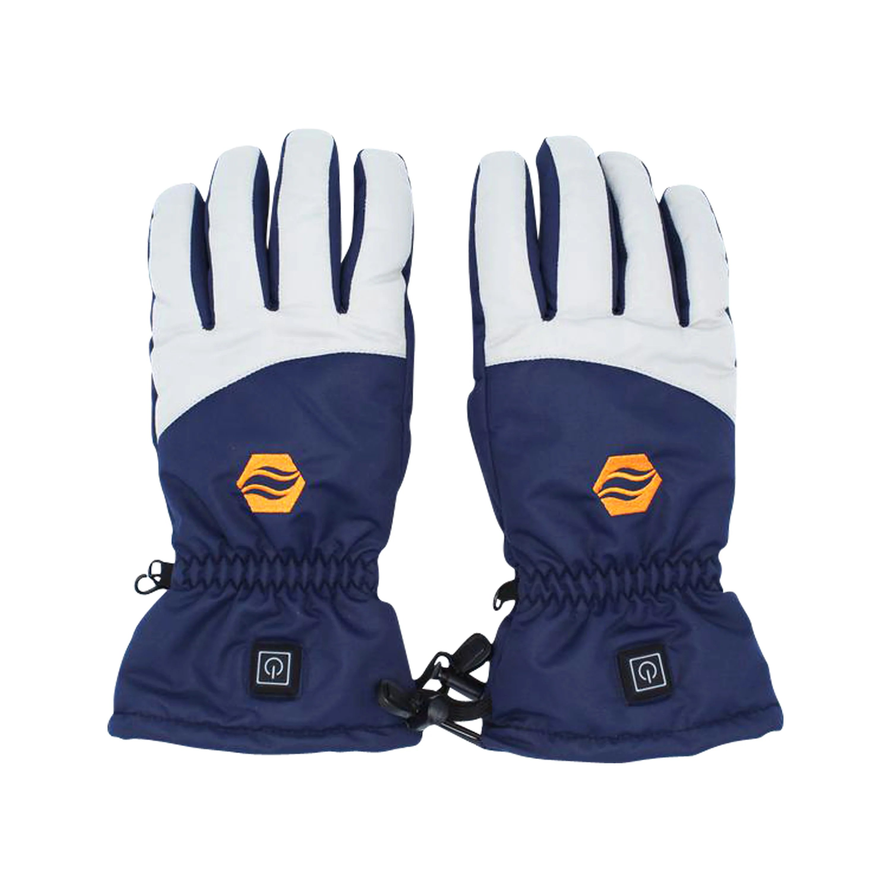 medium resolution of rechargeable heated gloves 3 level heated winter gloves for men women