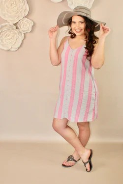simply yours dress grey