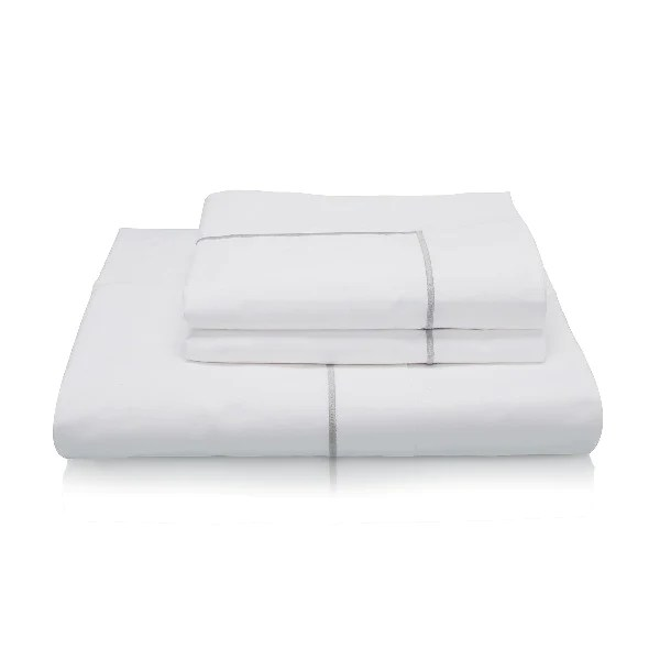 Classic Indian Cotton One Row Cord Bedding Set Woods