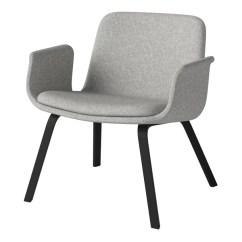 Dining Chair With Armrest Pub Table And Chairs Ikea Bolia Palm Lounge W By Says Who Danish More Images