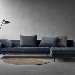 danish living room furniture leather and fabric sets sofas tagged lars wendelbo design store campo sofa