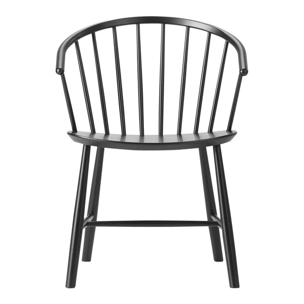 windsor chair with arms office footrest fredericia furniture johansson j64 by ejvind a more images