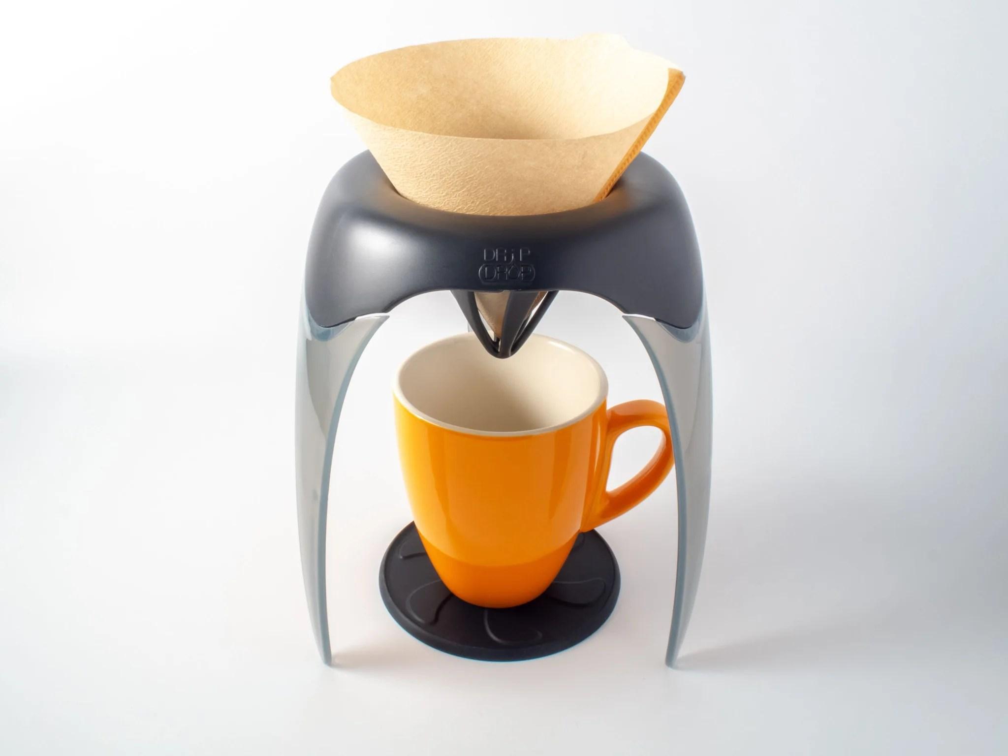 dripod visual coffee dripper