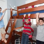 Reversible Ladders And Slides On Maxtrix Kids Beds
