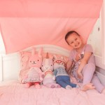 Mymaxtrix Room Reveal Taylor Thoits Holly S Toddler Bed For Girls Maxtrix Kids