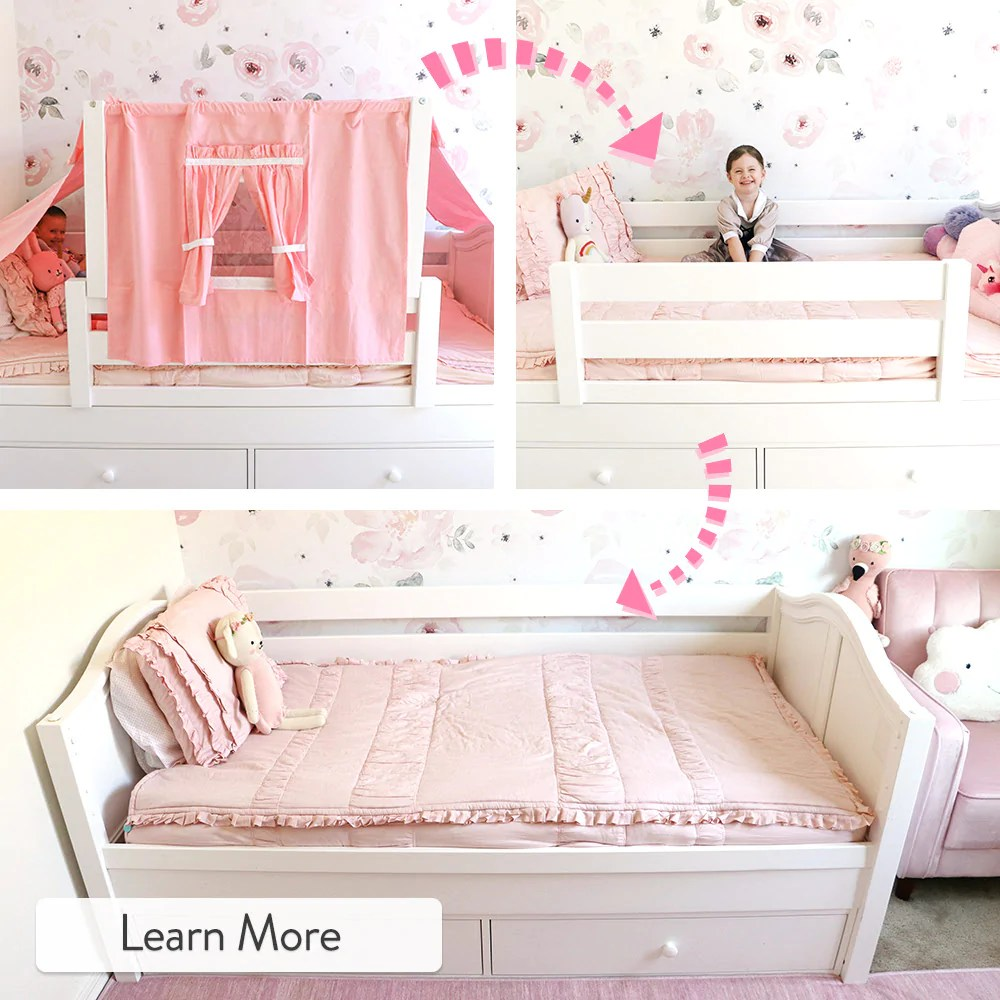 princess beds and bed with slide