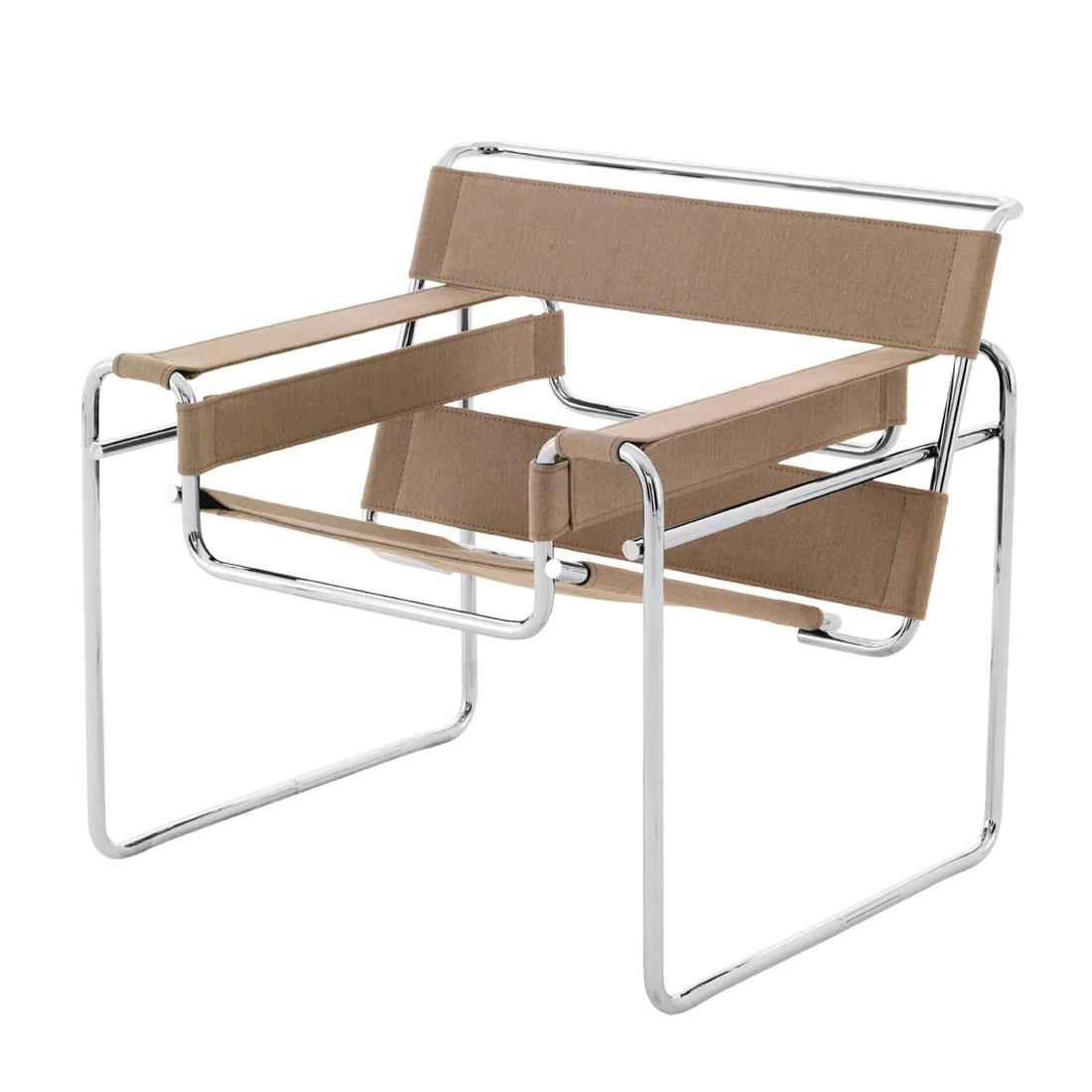 haus® - Wassily Lounge Chair Canvas by Marcel Breuer