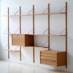Royal System Shelving By Poul Cadovius Haus