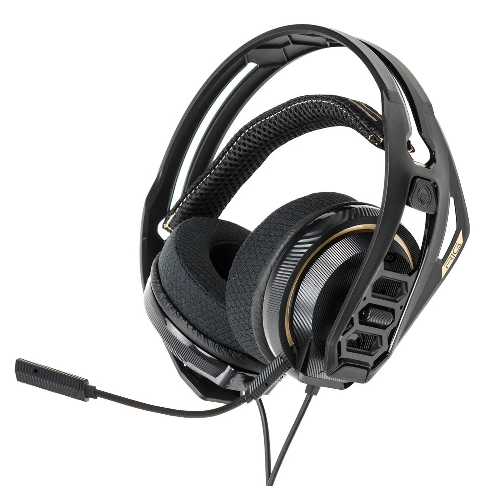 Plantronics Gear Up RIG 400PRO HC Gaming Stereo Headphones Dolby Atmos