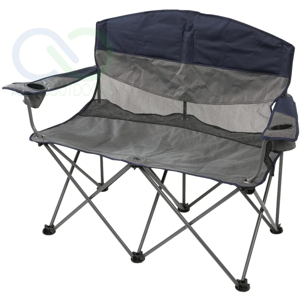 Double Camping Chair Stansport Apex Delux Arm Chair Double Stng480
