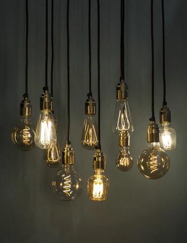 wattnott led filament light