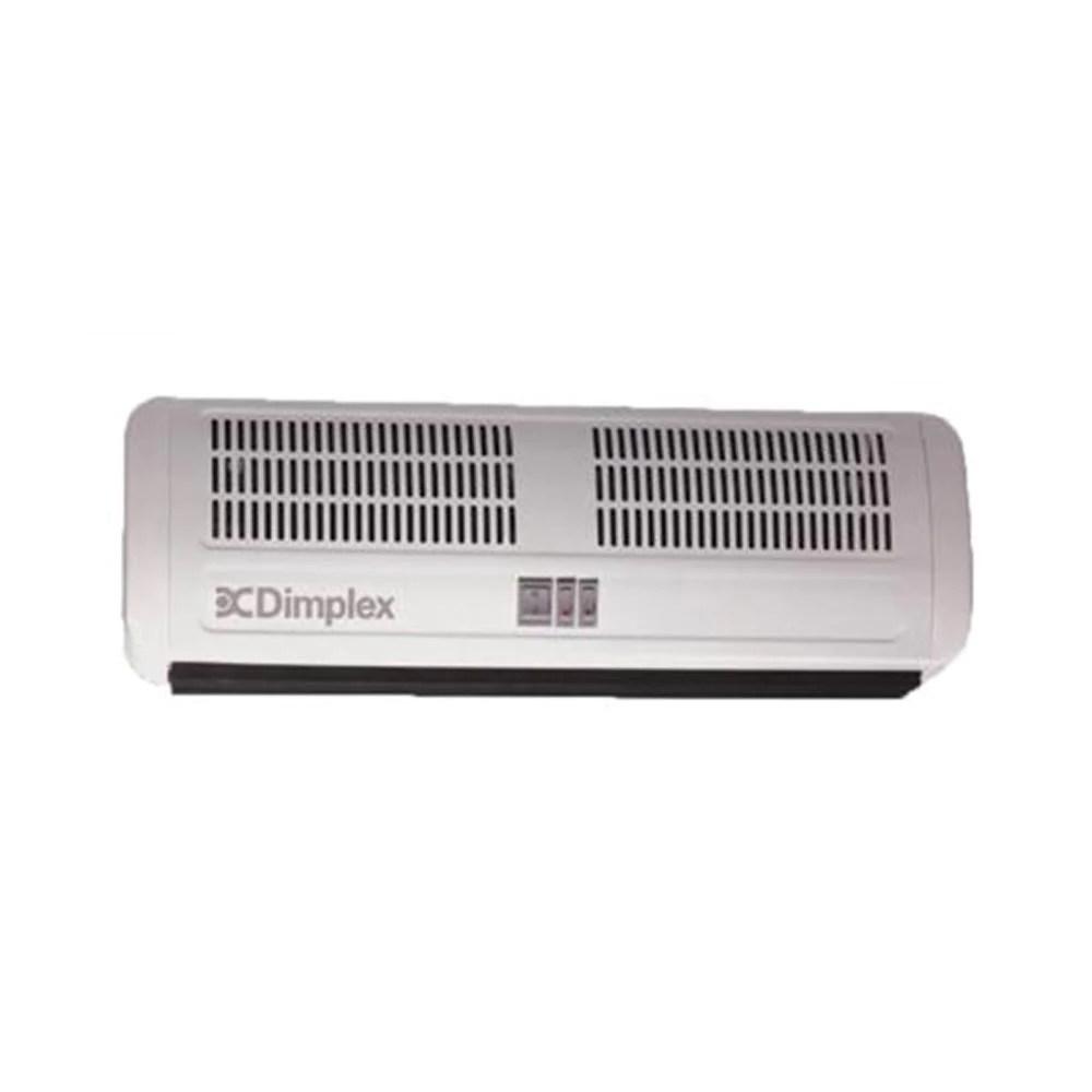 dimplex ac3 air curtain over door heater snd electrical