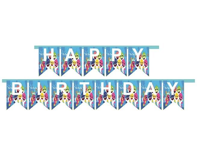 baby shark happy birthday
