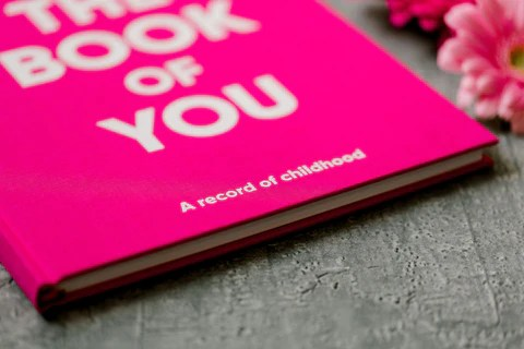 Colour Chronicles - The Book of You