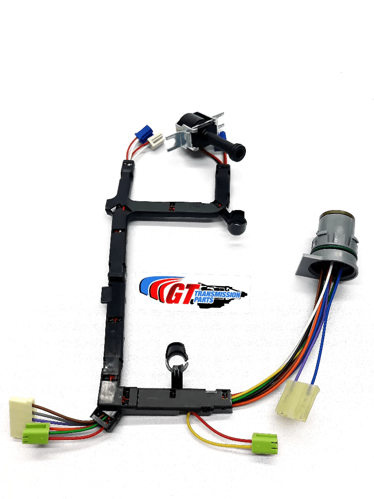hight resolution of 77995 4l60e 4l65e solenoid tcc wire internal harness 13 prong conn 1993 02