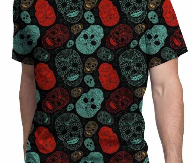 Skull Bound Men T Shirt