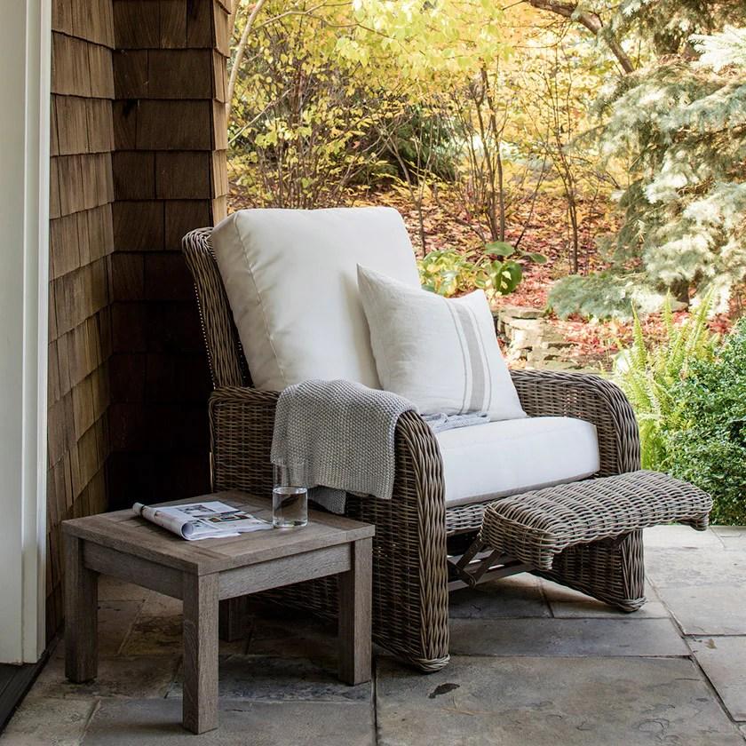 Patio Furniture Hauser - Fine Outdoor 1949