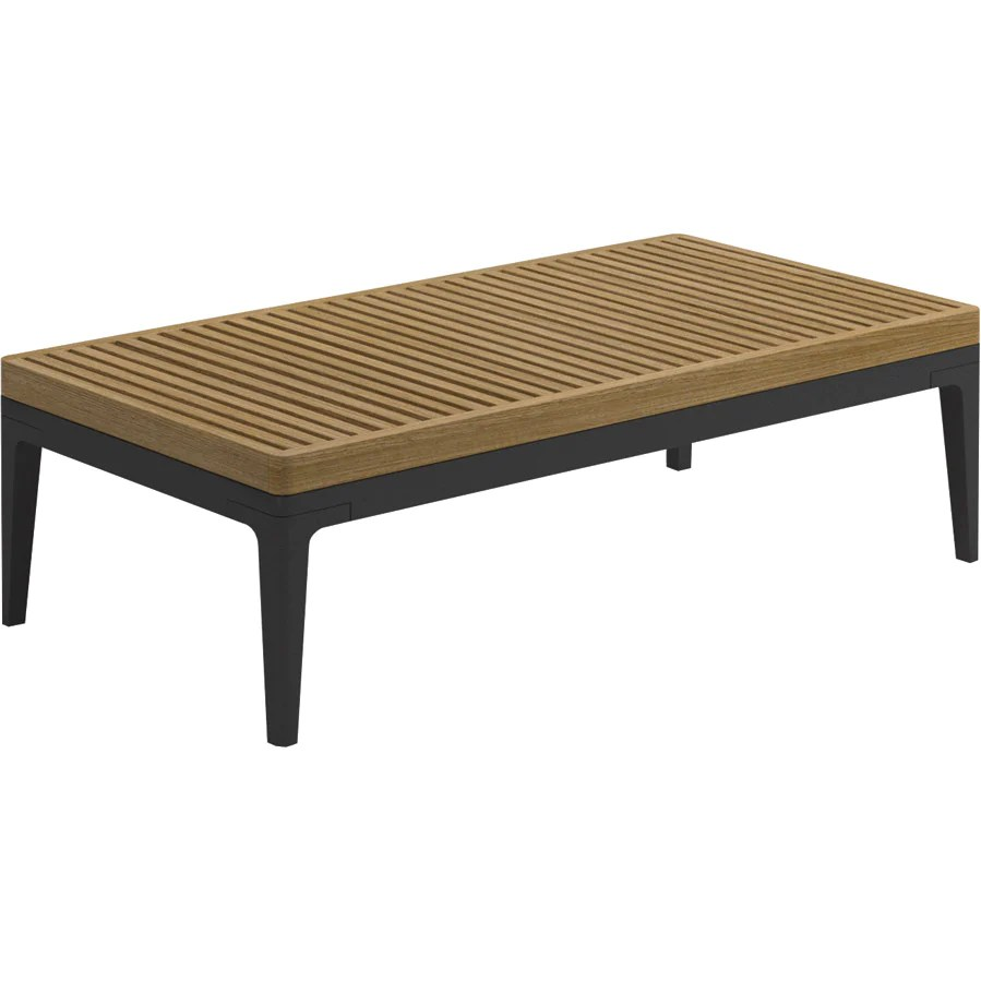 gloster grid coffee table