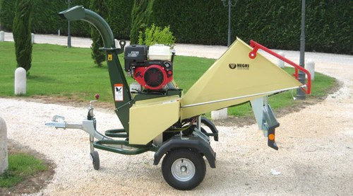 Viking Wood Chipper Shredder