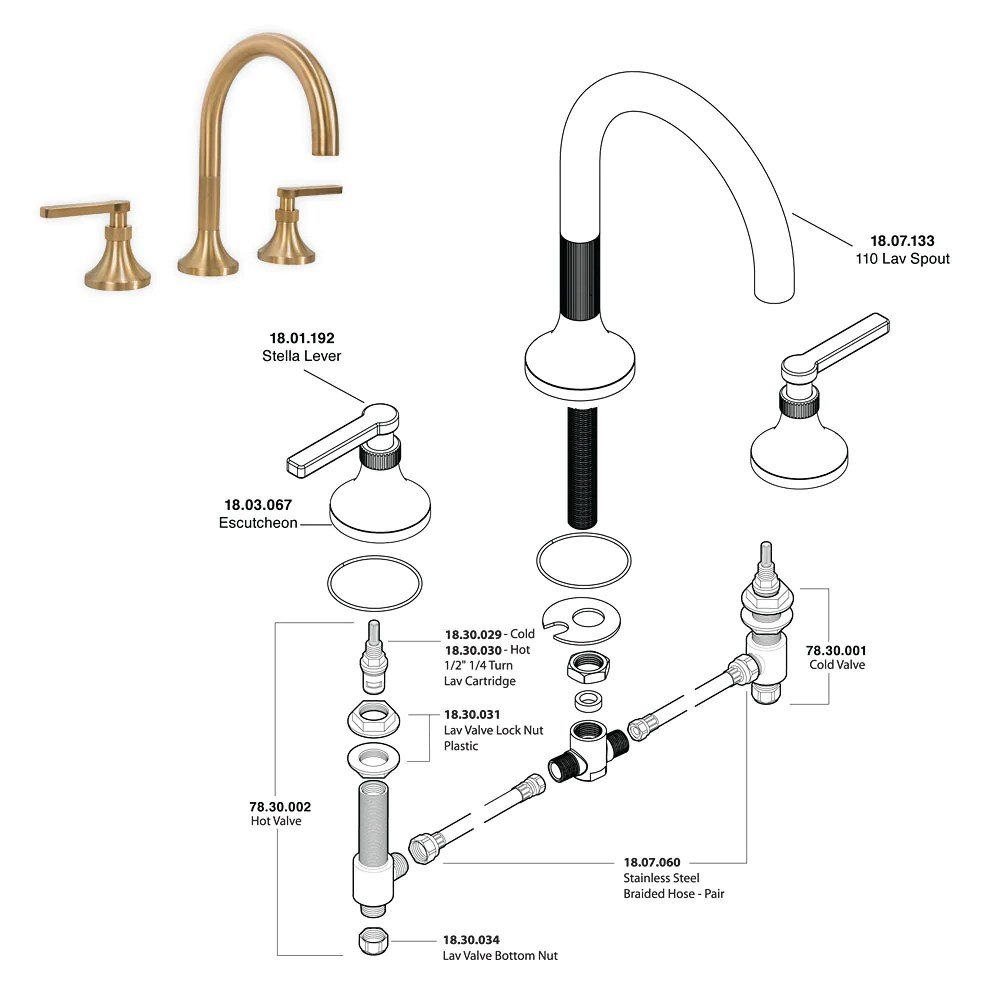 sigma faucets and parts store