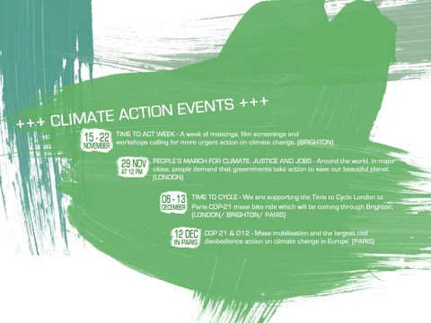 Brighton Climate Action Events