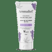 Review of Aromalief Hemp Pain Relief Cream