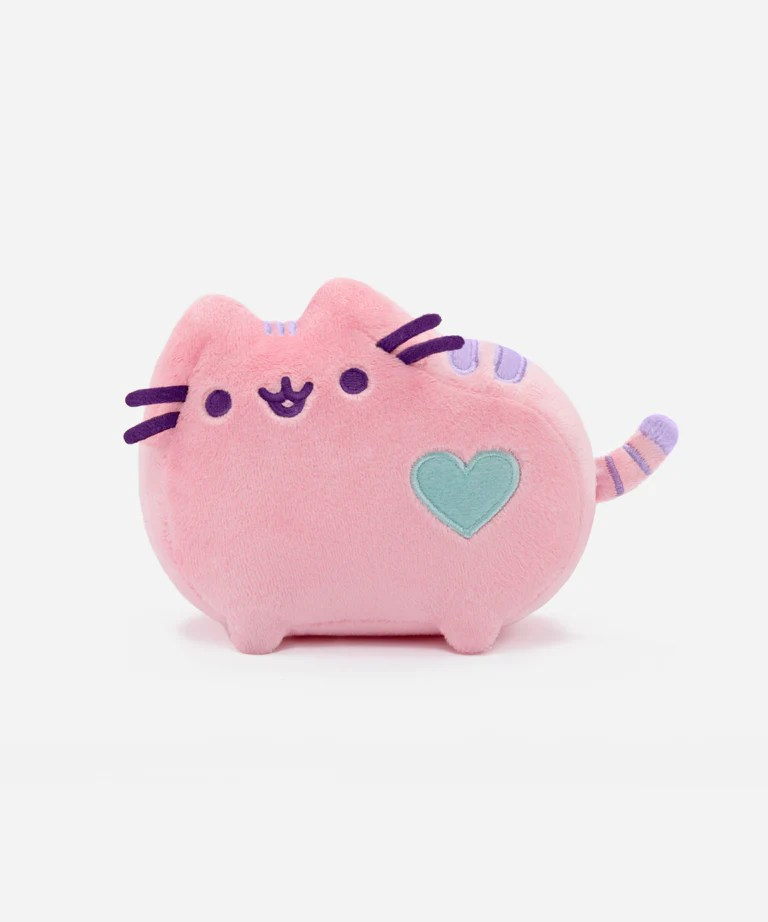 Cute Keychains Wallpapers Mini Pastel Pusheen Plush Toy In Pink Hey Chickadee