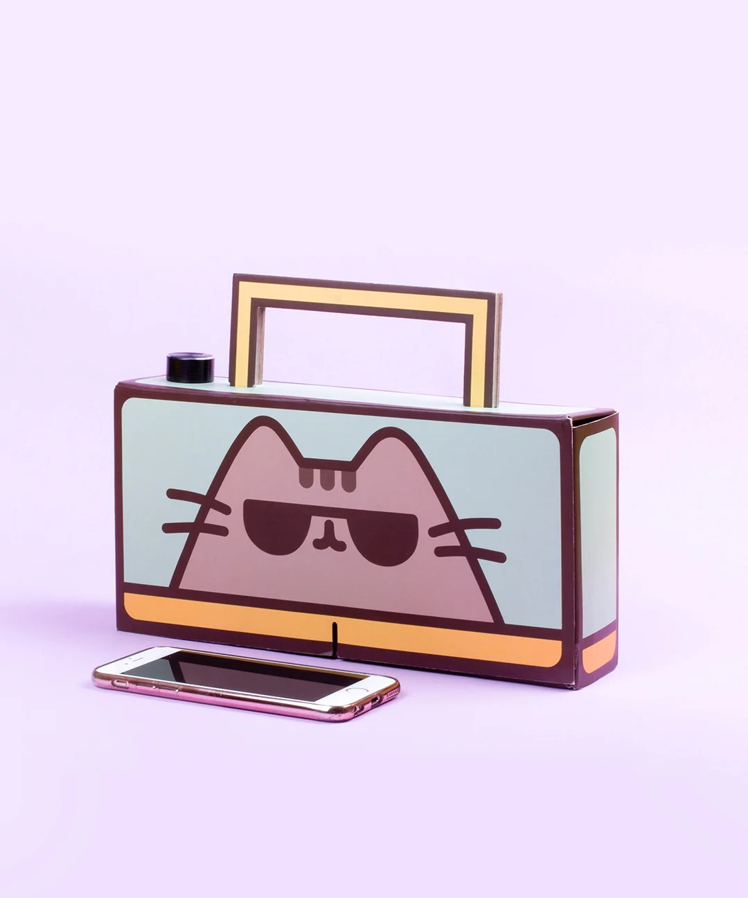 Pusheen Diy : pusheen, Pusheen, Boombox
