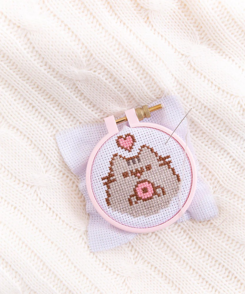 Pusheen Diy : pusheen, Pusheen, Cross-Stitch