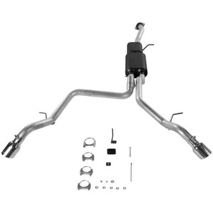 flowmaster exhaust chevy avalanche 1500 suburban 1500 catback american thunder 2001 2006 817342