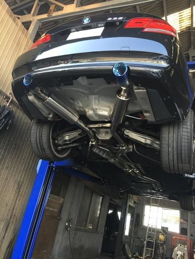 top speed pro 1 exhaust bmw 335i e90 e92 coupe sedan rwd 07 11 catback midpipes