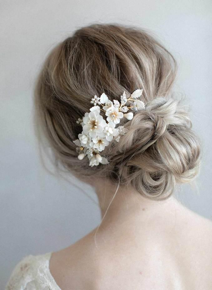 twigs & honey ®, llc   hair adornments, veils, headpieces