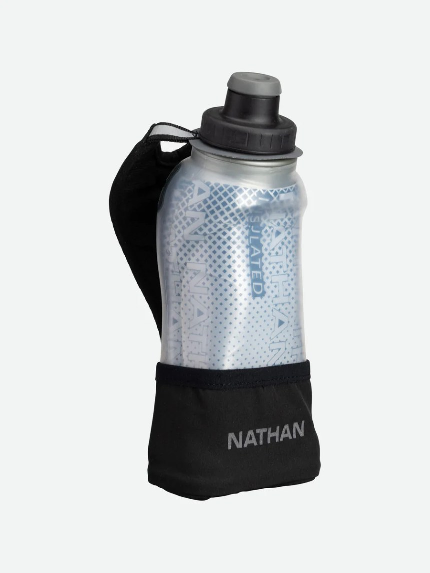 Nathan Sports Quick Squeeze 12oz Insulated Bottle 1