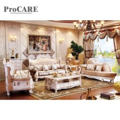 Living Room Fabrics Design My Apartment Home Furniture Solid Wood Fabric Pu Sofa A935b