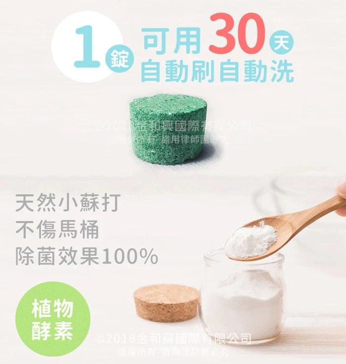 臺灣活氧酵素芳香清潔錠 – 新奇站