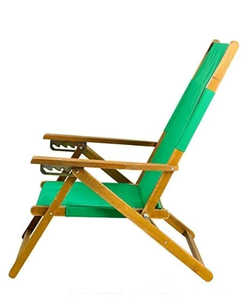 Beach Folding Chairs Beach Folding Chair Patio Portable Adjustable Chaise Lounge Green Outdoor
