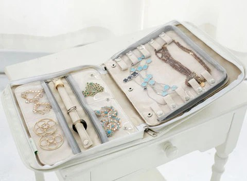 Clos-ette too's... Signature Travel Jewelry Case