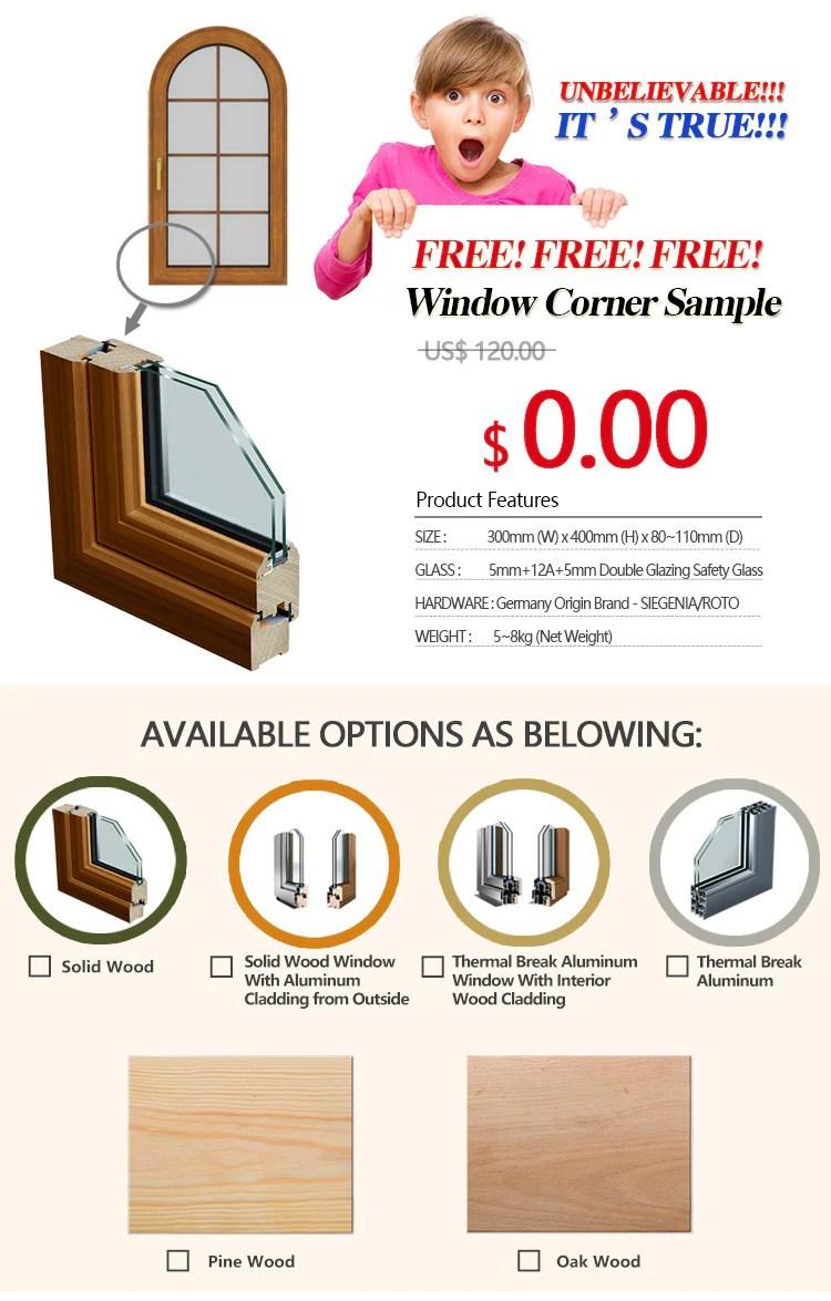 free sample window corner