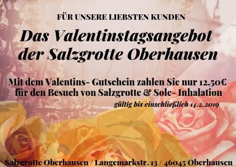 Valentinstag am 14.02.2019