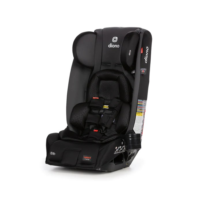 Diono Radian 3 RXT Latch All-in-One Convertible Car Seat ...