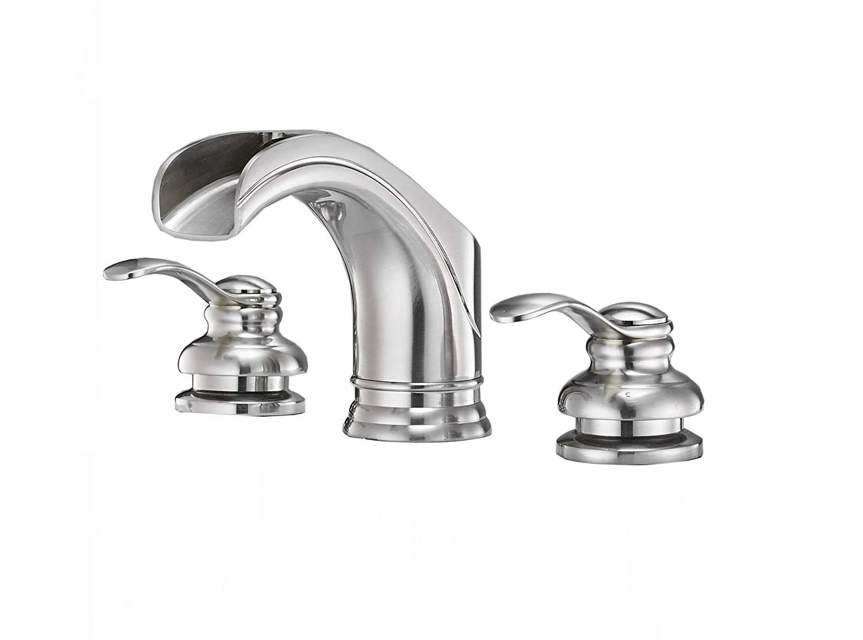 bwe waterfall 3 holes two handles