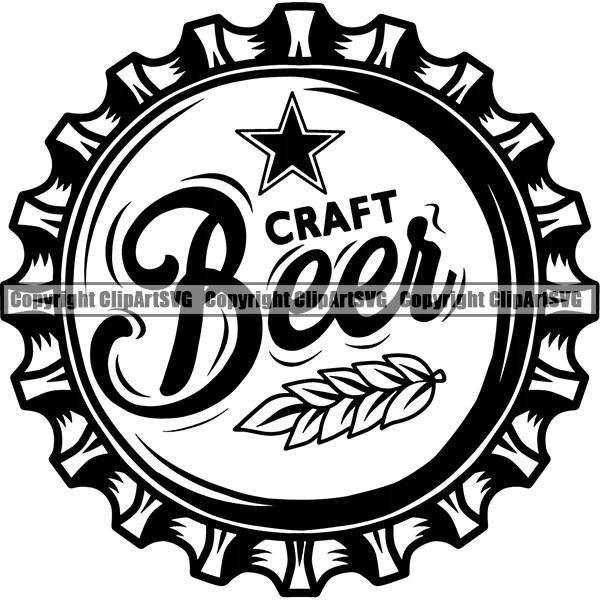 Download Beer Bottle Cap Lid Top Alcohol Liquor Drink Drinking ...