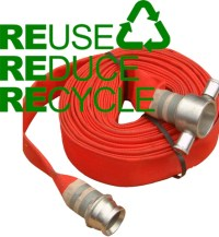 Used Fire Hose