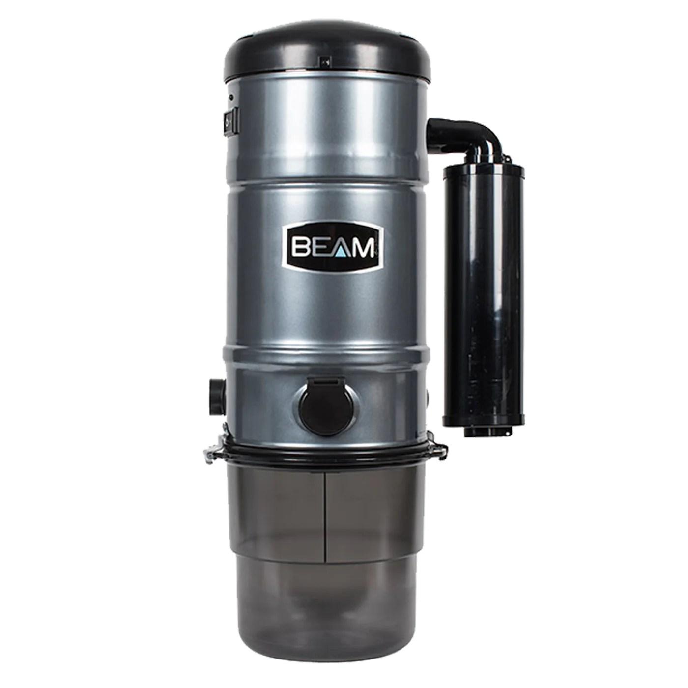 medium resolution of beam serenity 325d central vacuum canister