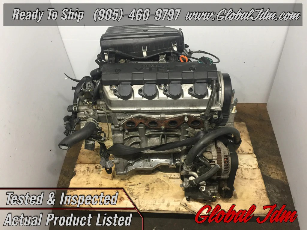 hight resolution of jdm 2001 2005 honda civic 1 5l sohc vtec engine d15b replacement for d global jdm auto parts inc