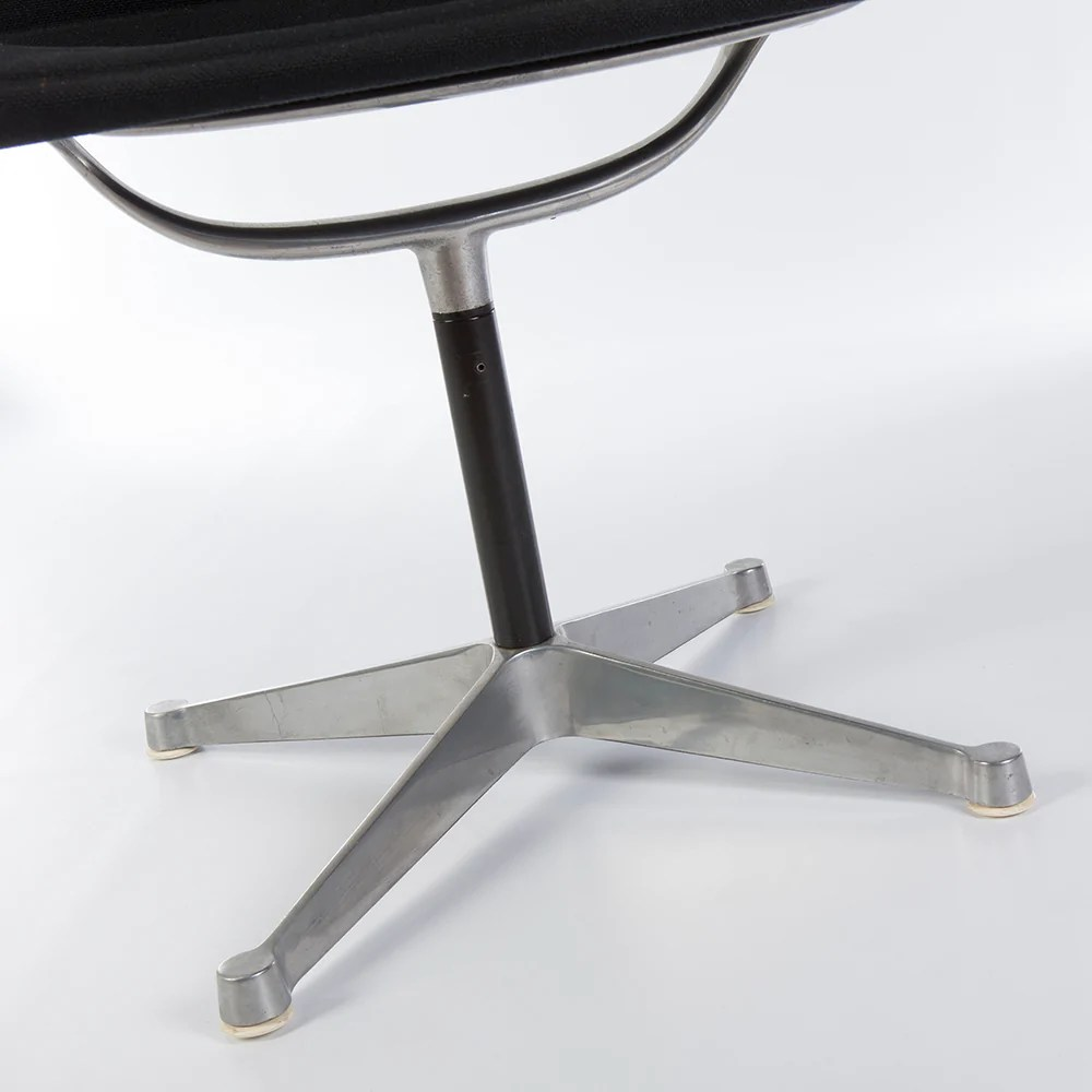 Vitra Office Chair Parts Replacement 1 X Eames Office Chair Or Vitra Lounge Chair Glides In Black