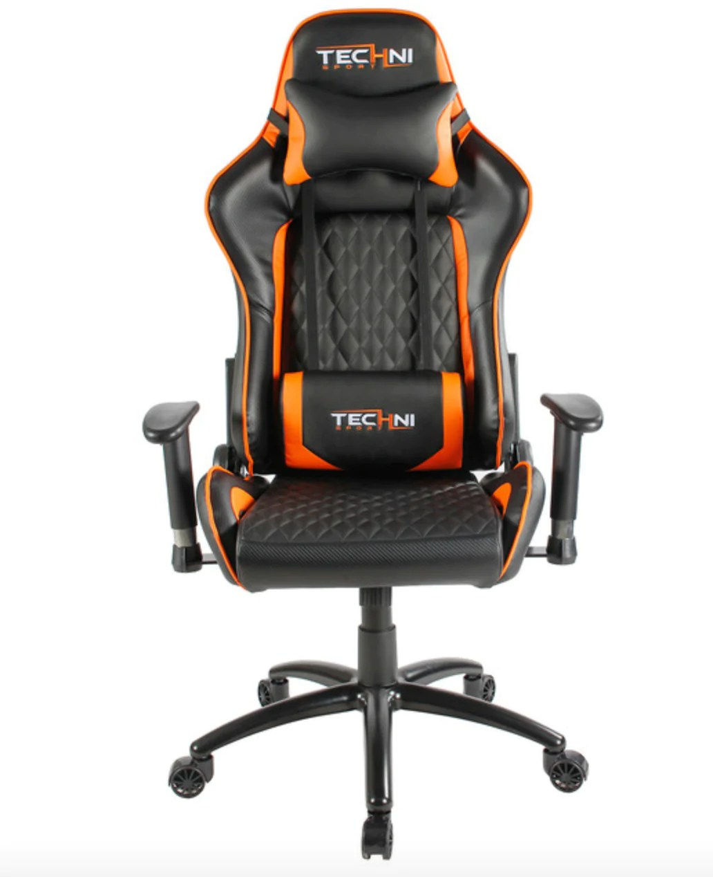 Video Chair Techni Sport Ergonomic High Back Racer Style Video Gaming Chair